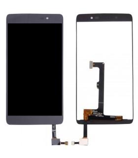 Ecrã completa preta Alcatel One Touch Idol 4 OT-6055