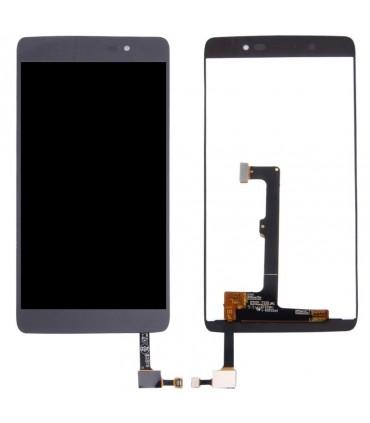 Pantalla completa negra Alcatel One Touch Idol 4 OT-6055