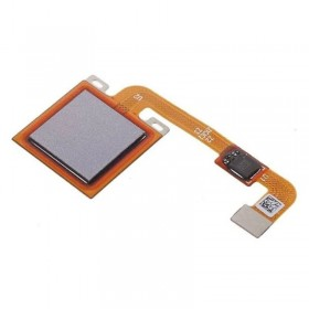 Sensor de huella Xiaomi Redmi Note 4X Plata