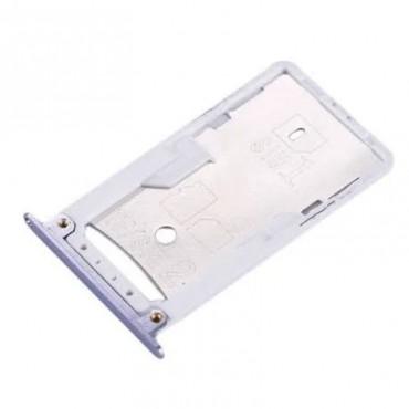 Bandeja SIM Xiaomi Redmi Note 4X/ Note 4/ Redmi 4X Plata