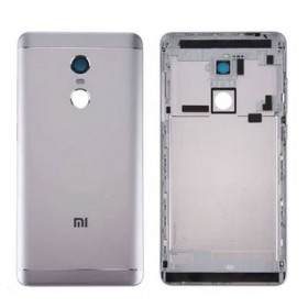 Carcaça traseira para Xiaomi Redmi Note 4X Prata