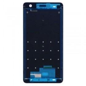 Carcaça intermedia Xiaomi Redmi note 4X Preta