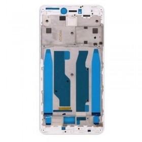 Carcaça intermedia Xiaomi Redmi note 4X Branca