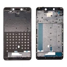 Carcasa intermedia Xiaomi Redmi note 4 Negra