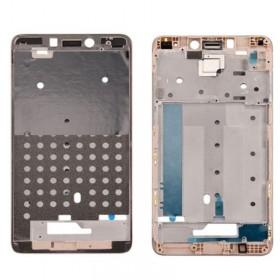Carcaça intermedia Xiaomi Redmi note 4 Branca