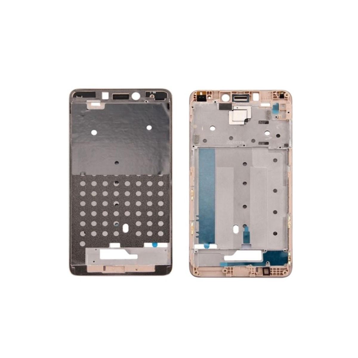 Carcasa intermedia Xiaomi Redmi note 4 Blanca