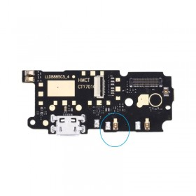 Modulo conector de carga Xiaomi Redmi Note 4