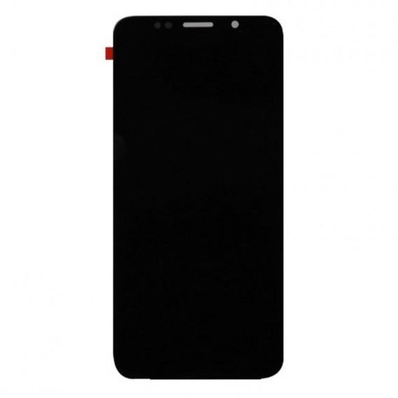 pantalla completa para Huawei Ascend P7 negra