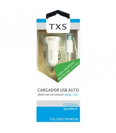 Carregador TXS coche Micro USB para Android
