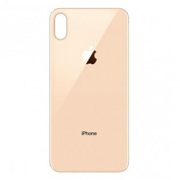 Tapa trasera iphone Xs Max color oro rosa
