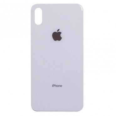 Tapa trasera iphone Xs Max color blanco