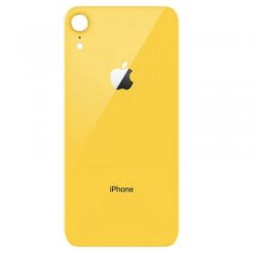 Tapa Trasera iPhone XR Amarilla
