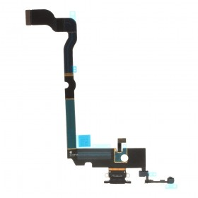 OEM Charging Port Flex Cable Replace Part for iPhone XS Max 6.5 inch - Black