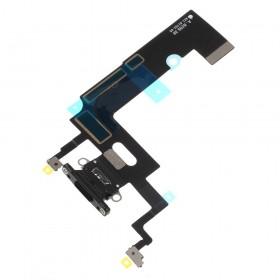 Flex conector de carga iPhone Xr Preto
