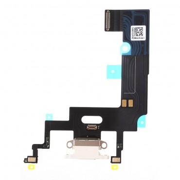 Flex conector de carga iPhone Xr Blanco