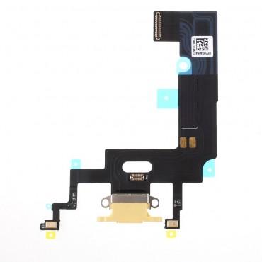 Flex conector de carga iPhone Xr Amarillo