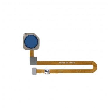 Cable flex del sensor de huella Xiaomi Mi 8 Azul