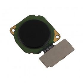 Sensor de huella Huawei P20 lite negro