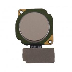 Sensor de huella Huawei P20 lite/ nova 3e plata