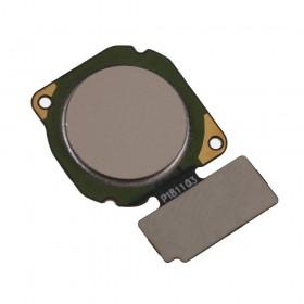 Sensor de huella Huawei P20 lite plata