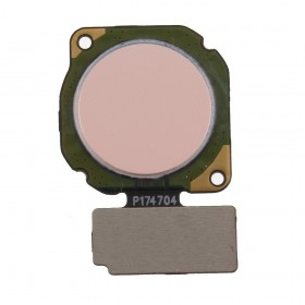 Leitor digital Huawei P20 lite rosa