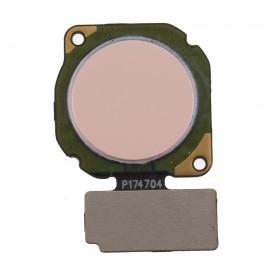 Sensor de huella Huawei P20 lite rosa