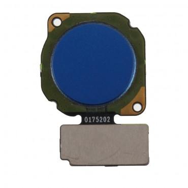 Leitor digital Huawei P20 lite/ nova 3e Azul
