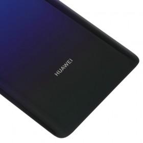 Tapa Trasera Huawei  P6 en color negro,