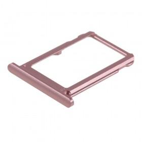 Bandeja Dual SIM Micro SD Xiaomi Mi 6X/ Mi A2 Oro rosa