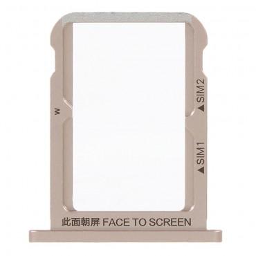 Bandeja Dual SIM Micro SD Xiaomi Mi 6X/ Mi A2 Oro