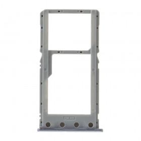 Bandeja DUAL SIM Micro SD Xiaomi Redmi 6/6A Gris
