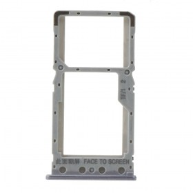 Bandeija DUAL SIM Micro SD Xiaomi Redmi 6/6A Cinza