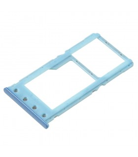 Bandeja DUAL SIM Micro SD Xiaomi Redmi 6/6A Azul