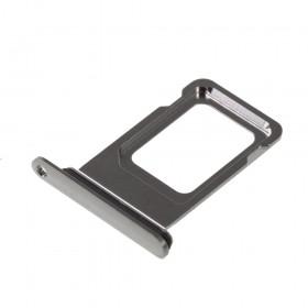 Bandeija SIM iPhone Xs Max Prata