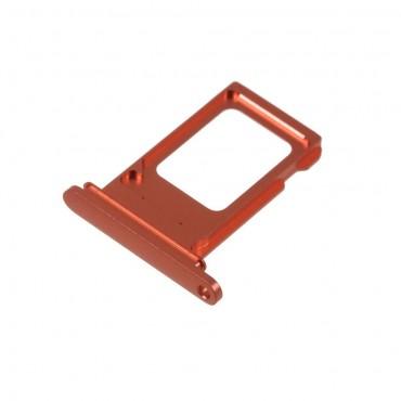 Bandeja Dual SIM iPhone Xr Coral