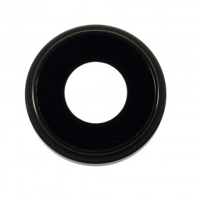 Lente de camara trasera para iPhone Xr Negro