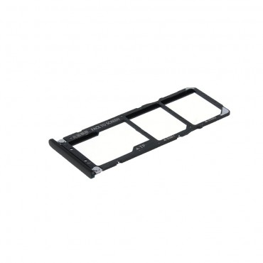 Bandeja DUAL SIM Micro SD Xiaomi Mi A2 lite/ Redmi 6 Pro Negra