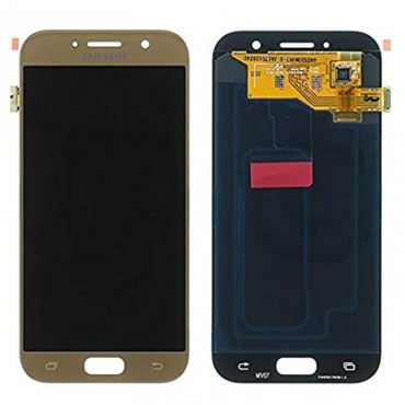 pantalla Original Samsung A5 2017 A520F Dorada