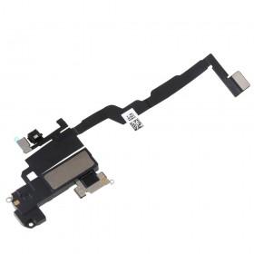 Flex Altavoz fone de ouvido sensor proximidade iPhone Xs
