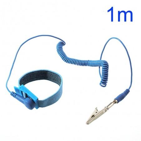 Banda ajustable antiestática para reparacion de moviles