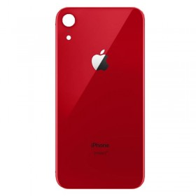 Tapa Trasera para iPhone XR - Roja