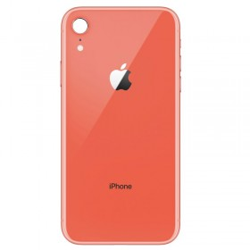 Tapa Traseira para iPhone XR Coral