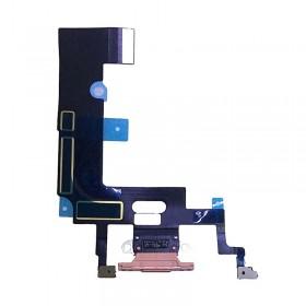 Flex conetor de carrega iPhone Xr Coral