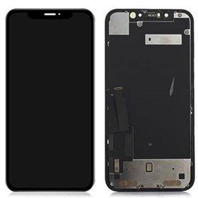 Ecrã LCD Display e Tactil para iPhone XR Preta