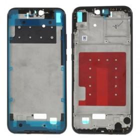 Chasis intermedio Huawei P20 lite/ Nova 3e Preto