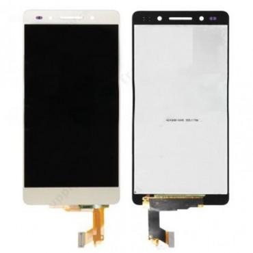 Pantalla completa Huawei Honor 7 Blanco