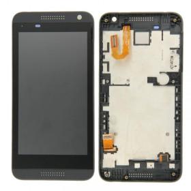 pantalla completa con marco HTC Desire 610 negra