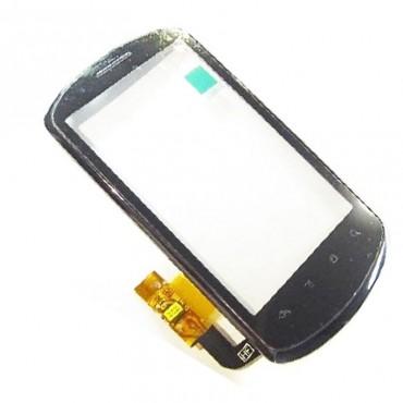 Tactil com marco Huawei U8800 IdeOS X5 Preto