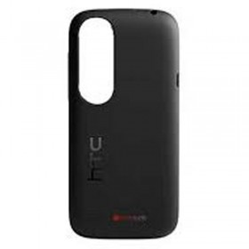 Tapa trasera HTC DESIRE V T328W Negro