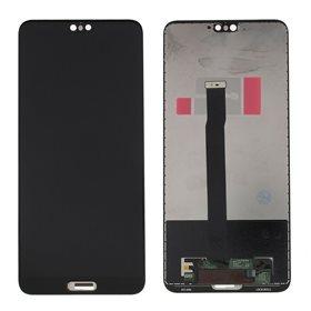 Pantalla completa Huawei P20 Negro